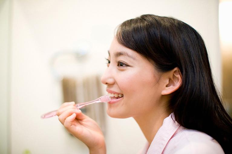 歯磨きだけの予防は難しい